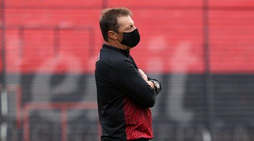 Kudelka confirmó los 11 para enfrentar a Atlético de Rafaela