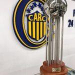 En Arroyito empiezan a palpitar el aniversario 25 de la Copa CONMEBOL