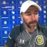 Balance del Kily González luego del empate ante Colón