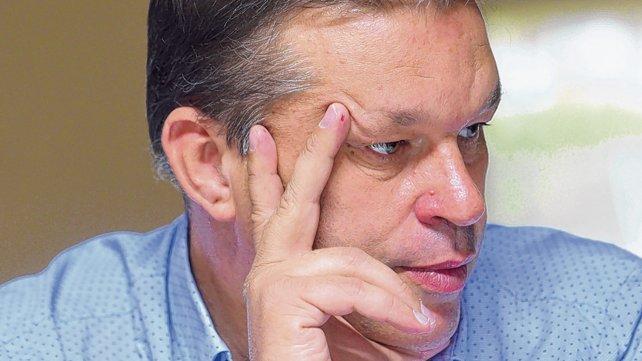 Concina presentó su renuncia y marcó diferencias con la CD