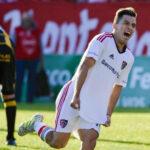 Joaquín Torres, de Newell's a la MLS