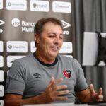 Newell's quiere despedir a Kudelka con una victoria