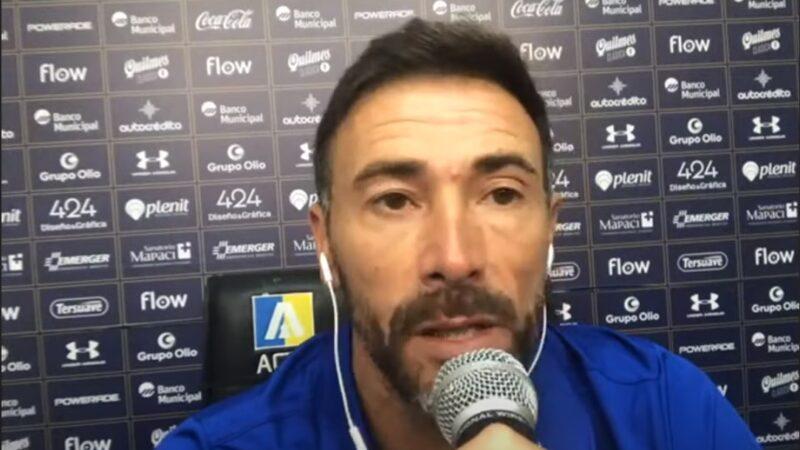 """Kily González reconoció errores, aunque considera que Central tendría que """"haber ganado"""" ante Godoy Cruz"""