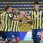 En gran partido, Central y Godoy Cruz empataron 2-2