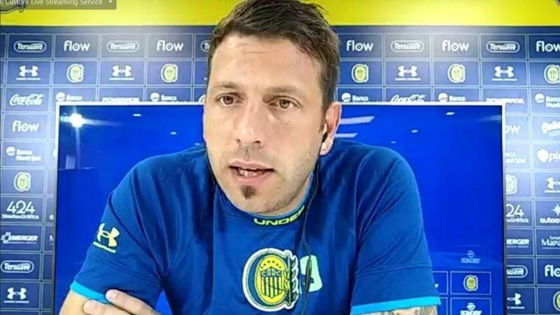 """Fatura Broun: """"Al 95% de los clubes les pasa lo mismo que a Central"""""""