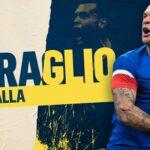 Llegó el primero: Rosario Central confirmó el regreso de Milton Caraglio